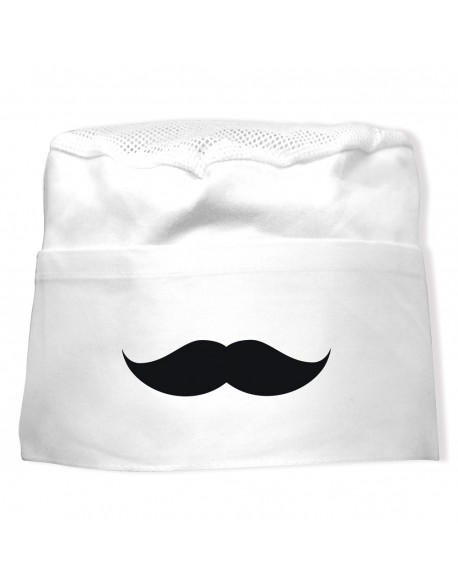 Toque Moustache