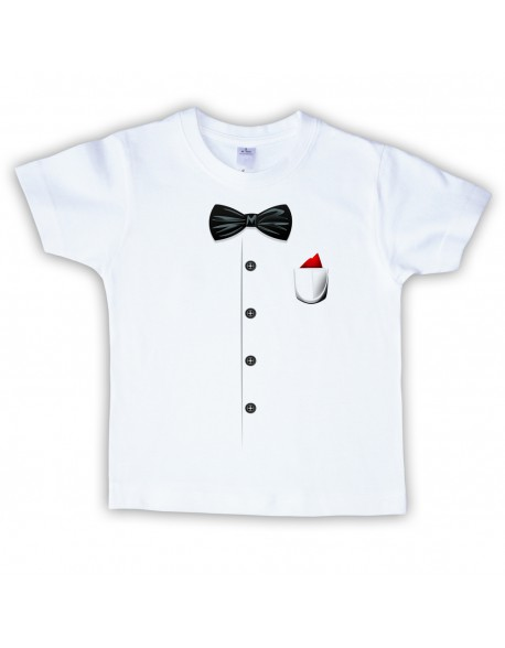 T shirt enfant Smoking