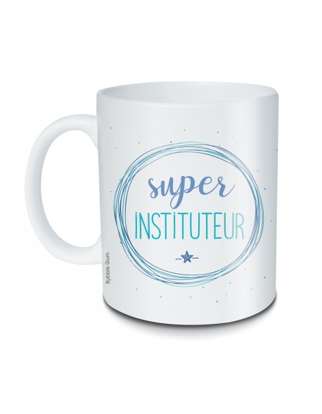 Mug Super instituteur