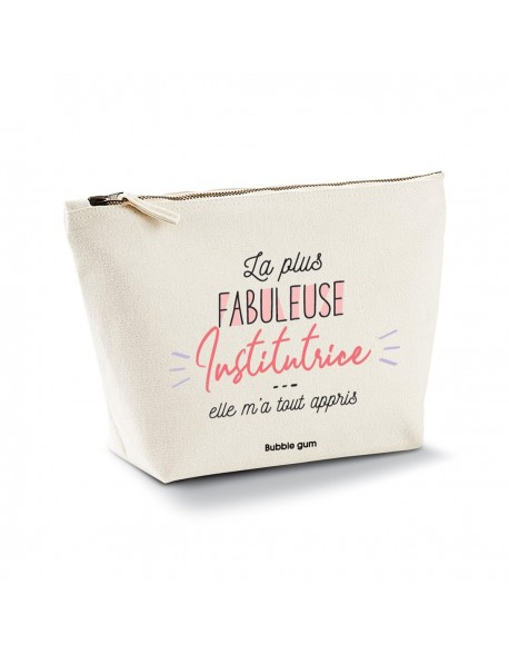 Trousse S - La plus fabuleuse institutrice