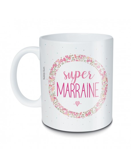 Mug Super Marraine
