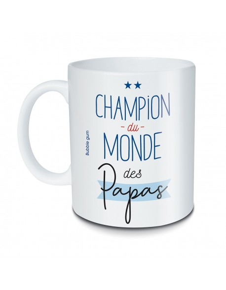 Mug Champion des Papas