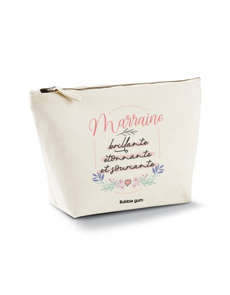 Trousse - Marraine brillante