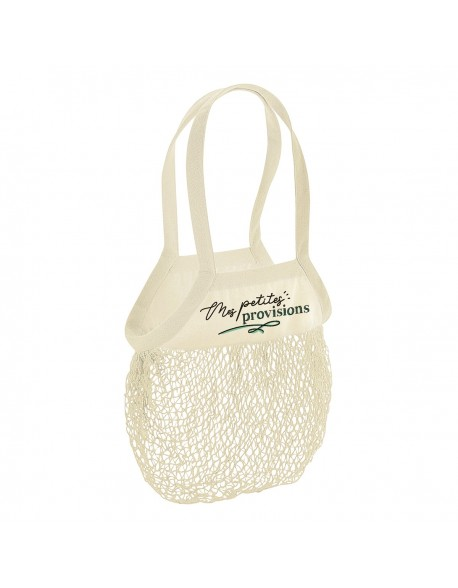 Sac filet naturel - Mes petites provisions