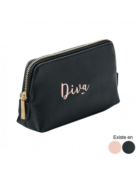 Trousse maquillage simili - Diva