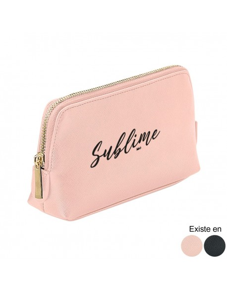 Trousse maquillage simili - Sublime