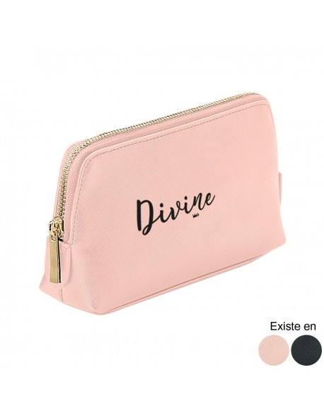 Trousse maquillage simili - Divine