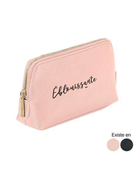 Trousse maquillage simili - Eblouissante