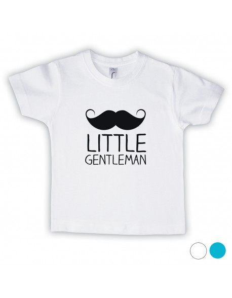 T shirt enfant Little Gentleman