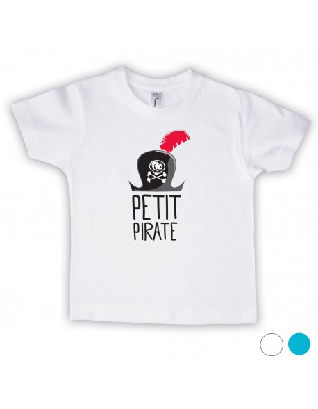 T shirt enfant Petit pirate